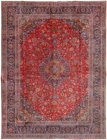 Mashad Tapis 300X400 D'orient Fait Main Rouge Foncé/Violet Clair Grand (Laine, Perse/Iran)
