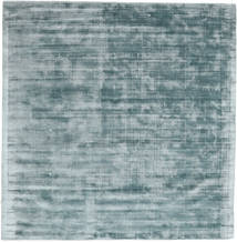 Tribeca - Bleu/Gris Tapis 250X250 Moderne Carré Bleu Clair/Gris Foncé Grand ( Inde)