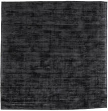 Tribeca - Charcoal Tapis 250X250 Moderne Carré Gris Foncé Grand ( Inde)