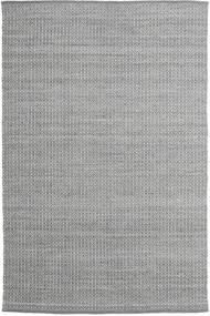 Alva - Gris Foncé/Blanc Tapis 200X300 Moderne Tissé À La Main Gris Clair/Gris Foncé (Laine, Inde)