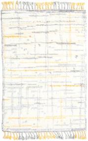 Rakel Tapis 120X180 Moderne Fait Main Beige/Blanc/Crème (Laine, Inde)