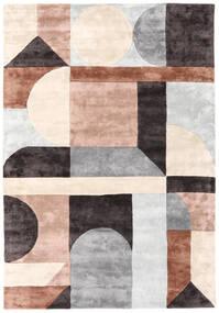 Dovetail - 2018 Tapis 160X230 Moderne Beige/Noir ( Inde)