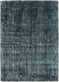 Diamond - Dark_Teal Tapis 140X200 Moderne Bleu/Bleu Foncé ( Inde)