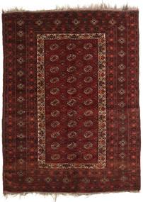 Afghan Khal Mohammadi Tapis 137X181 D'orient Fait Main Rouge Foncé/Marron Foncé (Laine, Afghanistan)