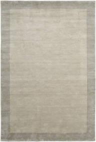 Handloom Frame - Greige Tapis 300X400 Moderne Gris Clair Grand (Laine, Inde)