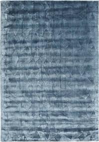 Crystal - Steel Blue Tapis 160X230 Moderne Bleu Foncé/Bleu/Bleu Clair ( Inde)