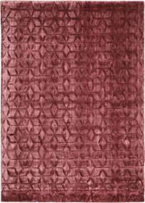 Diamond - Burgundy Tapis 140X200 Moderne Rouge Foncé/Violet ( Inde)