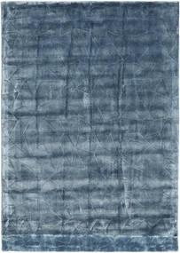 Crystal - Steel Blue Tapis 140X200 Moderne Bleu Foncé/Bleu ( Inde)