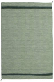 Ernst - Vert/Foncé _Green Tapis 250X350 Moderne Tissé À La Main Vert Olive/Vert Clair/Vert Pastel Grand (Laine, Inde)