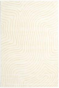 Woodyland - Beige Tapis 200X300 Moderne Beige/Blanc/Crème (Laine, Inde)