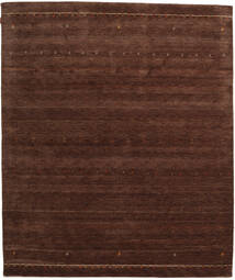 Gabbeh Indo Tapis 255X301 Moderne Fait Main Rouge Foncé/Marron Foncé Grand (Laine, Inde)
