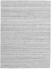 Tapis D'extérieur Petra - Light_Mix Tapis 140X200 Moderne Tissé À La Main Gris Clair/Blanc/Crème ( Inde)