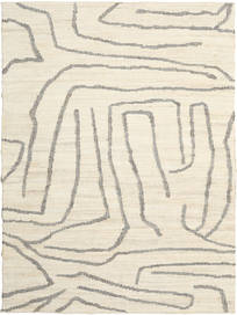 Tapis D'extérieur Native Tapis 200X300 Moderne Tissé À La Main Beige/Gris Clair (Tapis De Jute Inde)