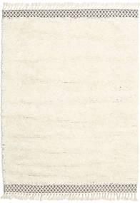 Dixon Tapis 170X240 Moderne Tissé À La Main Beige/Blanc/Crème (Laine, Inde)