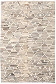 Kilim Ariana Tapis 169X252 Moderne Tissé À La Main Gris Clair/Beige (Laine, Afghanistan)