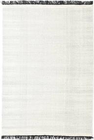 Barfi - Noir/Blanc Tapis 160X230 Moderne Tissé À La Main Gris Clair/Beige (Laine, Inde)