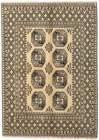 Afghan Tapis 170X230 D'orient Fait Main Beige Foncé/Marron Clair (Laine, Afghanistan)