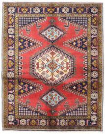 Wiss Tapis 158X200 D'orient Fait Main Violet Foncé/Marron Clair (Laine, Perse/Iran)