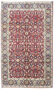Kerman Tapis 160X260 D'orient Fait Main Rose Clair/Rouge Foncé (Laine, Perse/Iran)