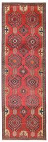 Ardabil Patina Tapis 85X260 D'orient Fait Main Tapis Couloir Rouge Foncé/Rouille/Rouge (Laine, Perse/Iran)