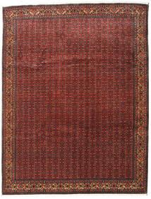 Bidjar Tapis 257X335 D'orient Fait Main Rouge Foncé/Marron Foncé Grand (Laine, Perse/Iran)
