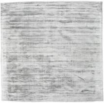 Tribeca - Gris Tapis 250X250 Moderne Carré Beige/Gris Clair Grand ( Inde)