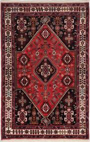 Gabbeh Kashkooli Tapis 83X125 Moderne Fait Main Rouge Foncé/Marron Foncé (Laine, Perse/Iran)