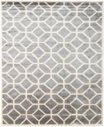 Palace Tapis 250X300 Moderne Fait Main Gris Clair/Beige Grand ( Inde)