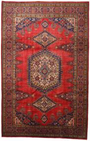Wiss Tapis 215X340 D'orient Fait Main Rouge Foncé/Rouille/Rouge (Laine, Perse/Iran)