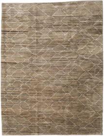 Loribaft Persan Tapis 260X340 Moderne Fait Main Gris Clair/Marron Clair Grand (Laine, Perse/Iran)
