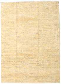 Loribaft Persan Tapis 173X237 Moderne Fait Main Beige/Marron Clair (Laine, Perse/Iran)