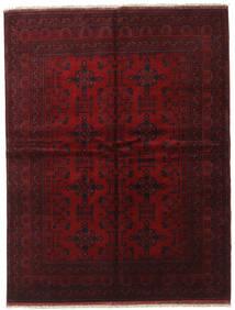 Afghan Khal Mohammadi Tapis 175X228 D'orient Fait Main Rouge Foncé (Laine, Afghanistan)