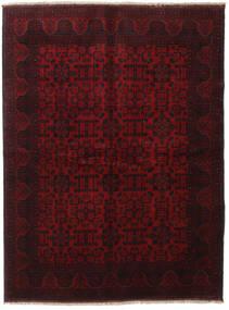 Afghan Khal Mohammadi Tapis 172X230 D'orient Fait Main Rouge Foncé (Laine, Afghanistan)