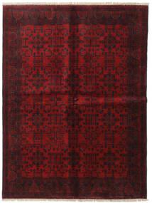 Afghan Khal Mohammadi Tapis 173X231 D'orient Fait Main Rouge Foncé/Marron Foncé (Laine, Afghanistan)