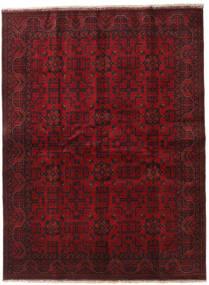 Afghan Khal Mohammadi Tapis 173X229 D'orient Fait Main Rouge Foncé/Marron Foncé (Laine, Afghanistan)
