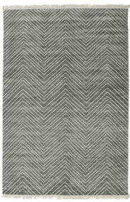 Vanice - Gris Vert Tapis 200X300 Moderne Fait Main Gris Clair/Gris Foncé ( Inde)