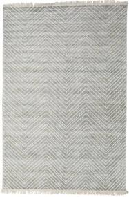 Vanice - Gris Clair Tapis 160X230 Moderne Fait Main Gris Clair ( Inde)