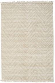 Vanice - Beige Tapis 160X230 Moderne Fait Main Beige Foncé/Gris Clair ( Inde)