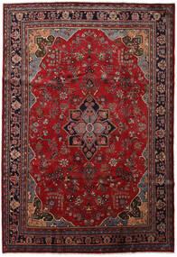 Wiss Tapis 220X310 D'orient Fait Main Rouge Foncé/Noir (Laine, Perse/Iran)
