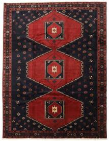 Kelardasht Tapis 249X339 D'orient Fait Main Noir/Rouge Foncé (Laine, Perse/Iran)