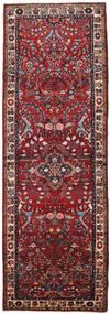 Mehraban Tapis 108X316 D'orient Fait Main Tapis Couloir Rouge Foncé/Marron (Laine, Perse/Iran)