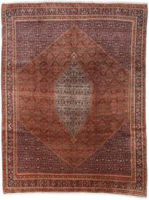 Bidjar Tapis 285X374 D'orient Fait Main Marron Foncé/Rouge Foncé Grand (Laine, Perse/Iran)