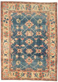 Kazak Tapis 244X333 D'orient Fait Main Gris Clair/Beige Foncé (Laine, Pakistan)