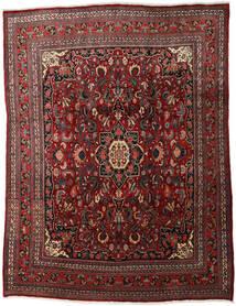 Bidjar Tapis 260X347 D'orient Fait Main Rouge Foncé/Marron Foncé Grand (Laine, Perse/Iran)