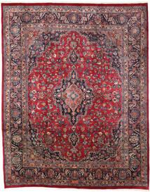 Mashad Tapis 240X300 D'orient Fait Main Bleu Foncé/Rouge Foncé (Laine, Perse/Iran)