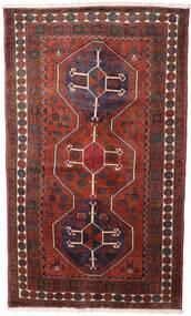Hamadan Tapis 120X205 D'orient Fait Main Rouge Foncé/Noir (Laine, Perse/Iran)