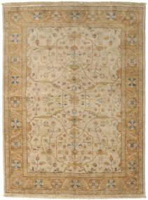 Ziegler Tapis 167X223 D'orient Fait Main Marron Clair/Beige Foncé (Laine, Pakistan)