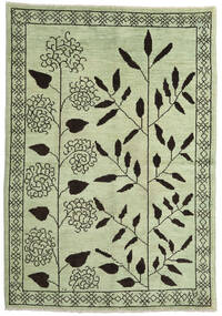 Ziegler Moderne Tapis 165X240 Moderne Fait Main Vert Clair/Vert Foncé/Vert Pastel (Laine, Pakistan)