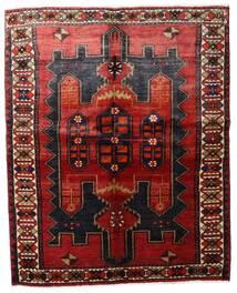 Lori Tapis 157X198 D'orient Fait Main Rouge Foncé/Marron Foncé (Laine, Perse/Iran)
