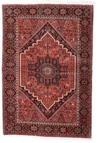 Gholtogh Tapis 100X145 D'orient Fait Main Rouge Foncé/Beige (Laine, Perse/Iran)